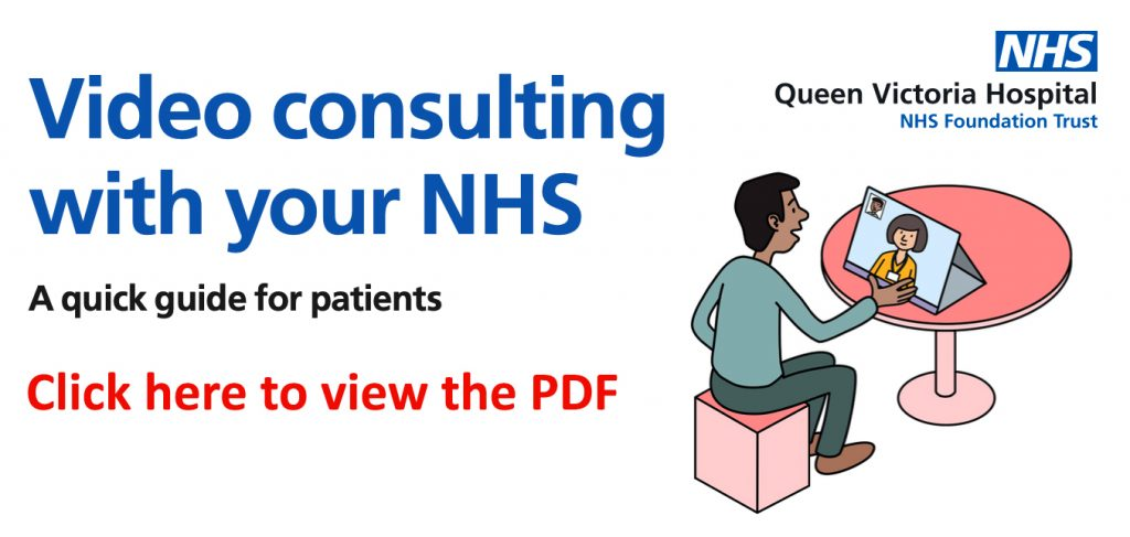 A quick guide for patients - click here to view the PDF